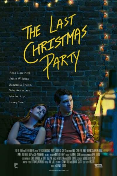The Last Christmas Party (2020) English Movie 480p HDRip 300MB Download | 10starhd.pro