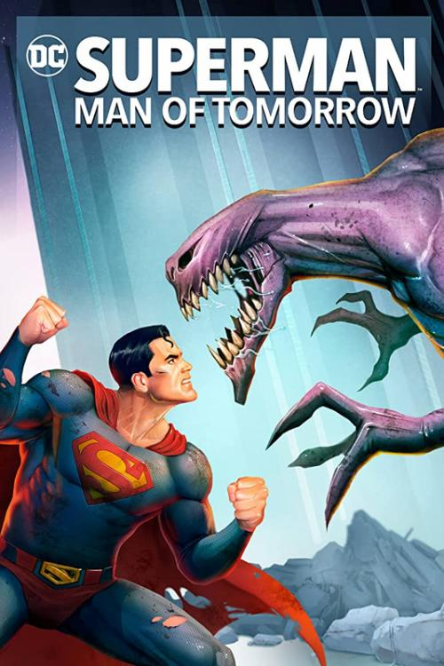 Superman Man: of Tomorrow 2020 English 720p HDRip 800MB Download | 10starhd.pro