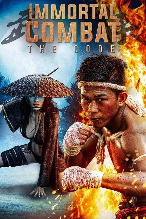 Immortal Combat the Code (2019) Hindi Dubbed Watch Online Movies Free HD