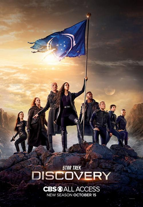 Star Trek: Discovery 2020 S03EP2 English 720p HDRip 350MB Download | 10starhd.pro