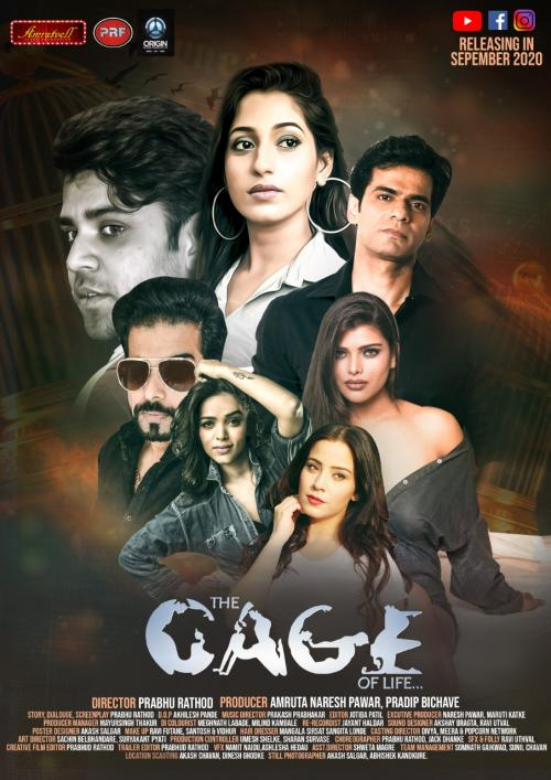 18+ The Cage of Life 2020 Hindi Hot Movie 720p HDRip 600MB x264 AAC | 10starhd.pro