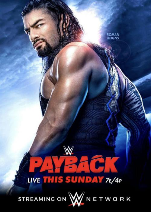 WWE Payback 2020 English PPV HDRip 500MB Download | 10starhd.pro