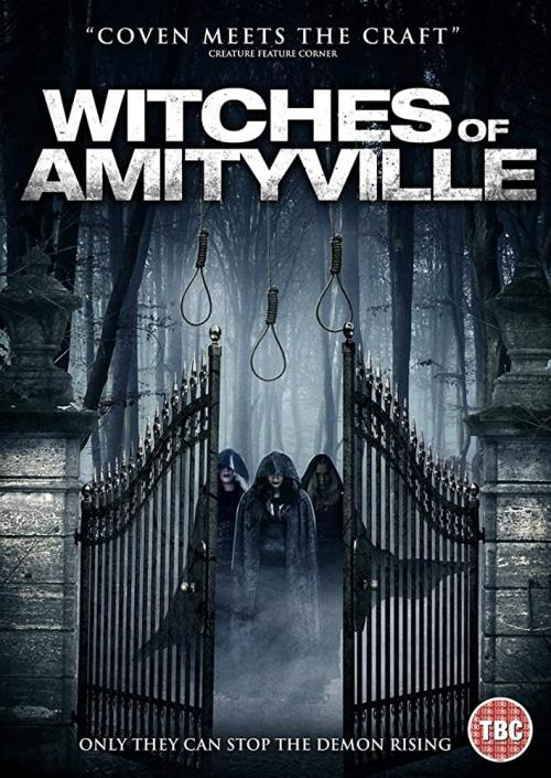 Witches of Amityville Academy 2020 English 720p HDRip 800MB Downlolad | 10starhd.pro