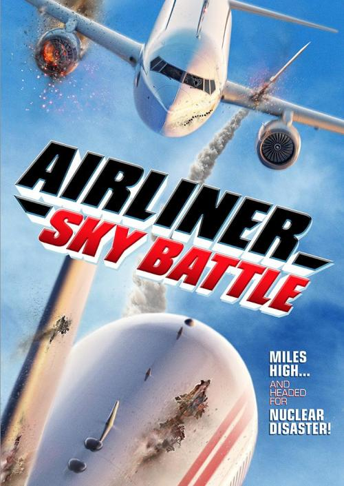 Airliner Sky Battle 2020 English 480p HDRip 300MB Download | 10starhd.pro
